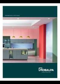 Prospectus Mobalpa ESSENBEEK - HALLE : Catalogue Mobalpa