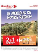 Prospectus Carrefour : Le meilleur de notre région Sud-Est