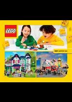 Prospectus  : Lego 2021