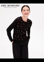 Prospectus Eric Bompard : Collection Pulls Femme