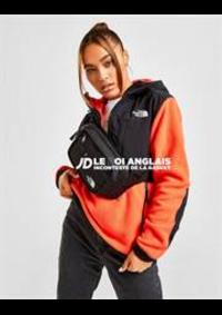 Prospectus JD Sports Thiais Belle Epine : Vestes & Manteaux Femme