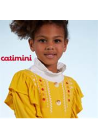Prospectus Catimini PARIS LA DEFENSE : Collection Fille