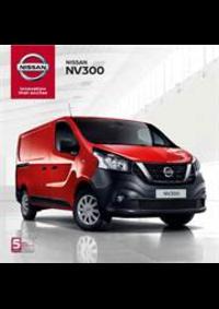 Prospectus Nissan PARIS : Nisan NV300