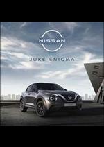 Promos et remises  : Nisan Juke Enigma