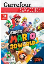 Journaux et magazines Carrefour : SUPER MARIO 3D WORLD