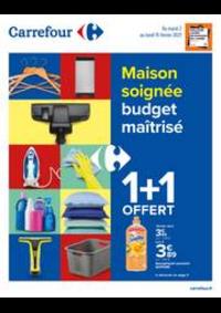 Prospectus Carrefour Drancy : Maison soignée, budget maitrisé