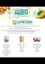Promos et remises La Vie Claire : Les petits prix Bio