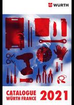 Prospectus Wurth : Catalogue 2021