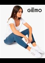 Prospectus Gemo : Nouvelle Collection / Femme