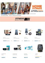 Prospectus Fitness Boutique : Home Fitness