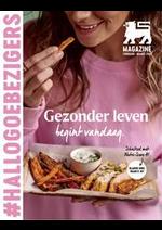 Journaux et magazines AD Delhaize : Folder Delhaize