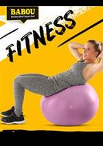 Prospectus Babou : Catalogue Fitness
