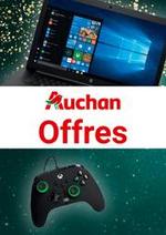 Promos et remises Auchan drive : Offres Auchan Drive