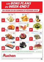 Prospectus Auchan : Les bons plans du week-end