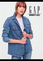 Catalogues et collections Gap : Women's Sale