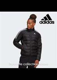 Prospectus Adidas Originals store le Marais : Nouvelle collection homme