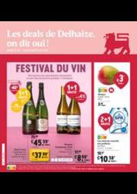 Prospectus Supermarché Delhaize Jambes : Nouveau: Promotion de la semaine