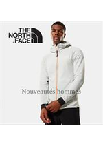 Prospectus The North Face : Nouveautes hommes