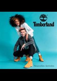 Prospectus Timberland Paris : Nouvelles Arrivees