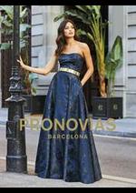 Prospectus Pronovias : Robes longues de soirée