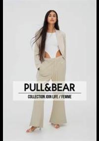 Prospectus Pull & Bear Bruxelles - Rue Neuve  : Collection Join Life / Femme