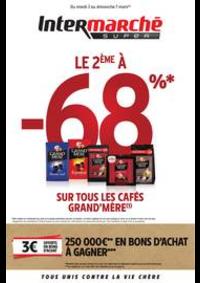 Promos et remises Intermarché Super Roubaix - Rue de la Mackellerie : TOUS UNIS CONTRE LA VIE CHÈRE