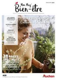 Prospectus Auchan BESSONCOURT : Cultivons le bonheur !