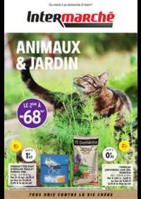 Prospectus Intermarché Hyper Thonon-Les-Bains : ANIMAUX & JARDIN