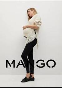 Prospectus MANGO PARIS 16 - Rue de passy : Vêtements de grossesse