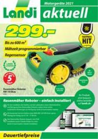 Prospectus Landi Boll - Vechigen : Landi - Motorgeräte 2021