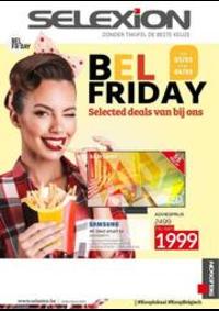 Prospectus Selexion SINT-TRUIDEN : Bel Friday