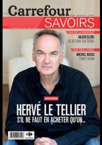 Prospectus Carrefour St-Quentin-en-Yvelines - Montigny-Le-Bretonneux : Dossier Hervé Le Tellier