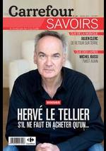 Prospectus Carrefour : Dossier Hervé Le Tellier