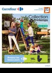 Prospectus Carrefour WASQUEHAL : Collection TEX Printemps