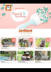 Prospectus Jardiland BONNEUIL SUR MARNE : Projets de printemps