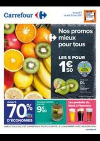 Prospectus Carrefour CLAYE-SOUILLY : Nos promos mieux pour tous