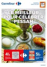 Prospectus Carrefour CHAMBOURCY : Le meilleur pour célébrer Pessah