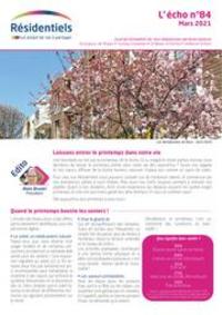 Prospectus Point Relais Mondial Relay - PARIS 4 : L'écho des résidentiels