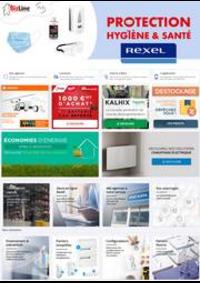 Prospectus Rexel ROSNY SOUS BOIS : Protection Hygiène & Santé