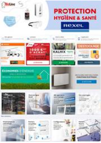 Prospectus Rexel FRESNES : Protection Hygiène & Santé