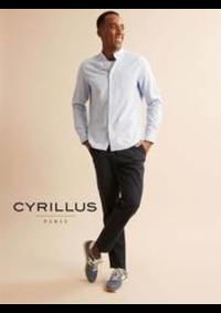 Prospectus Cyrillus Haussmann : Collection Chemises / Homme