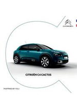 Promos et remises  : Citroën C4 Cactus