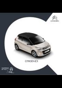 Prospectus Citroen LE PORT MARLY : Citroën C1