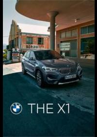 Prospectus BMW PARIS 4 : BMW X1