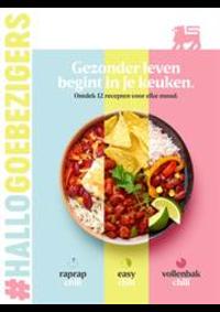 Prospectus Supermarché Delhaize Hornu : Kookboek