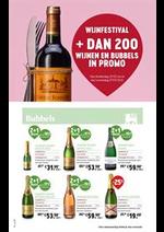 Prospectus Supermarché Delhaize : WIJNFESTIVAL
