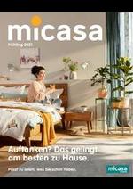 Prospectus Micasa : Micasa Prospekt Frühling 2021