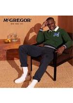 Catalogues et collections Mc Gregor : Sweaters & Shirts