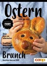 Prospectus Coop Supermarché : Ostern Frühling 2021