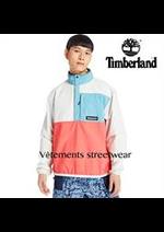 Prospectus Timberland : Vetements streetwear
